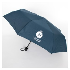 MDX-Kitlocker Middlesex Cricket Compact Umbrella