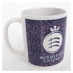 TTS-BESPOKE Middlesex Cricket Mug