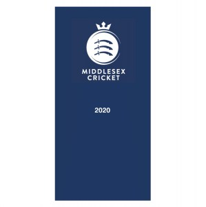 Middlesex-Cricket 2020 Pocket Diary